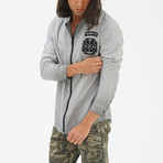 Ride Hard Die Young Jacket // Dark Gray (L)