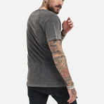 Halvar T-Shirt // Dark Gray (L)