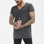 Jaron T-Shirt // Dark Gray (XL)
