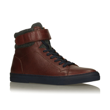 Jerrod Sneakers // Bordeaux (Euro: 40)