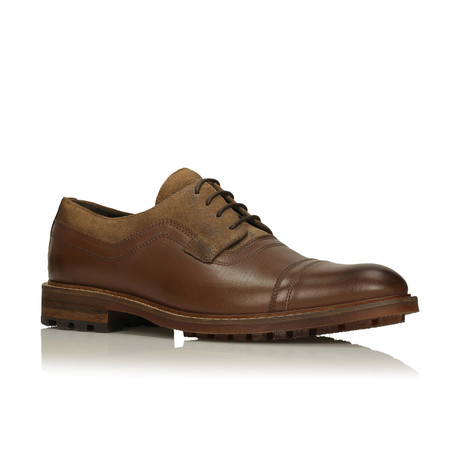 Gregg Dress shoes // Brown (Euro: 40)