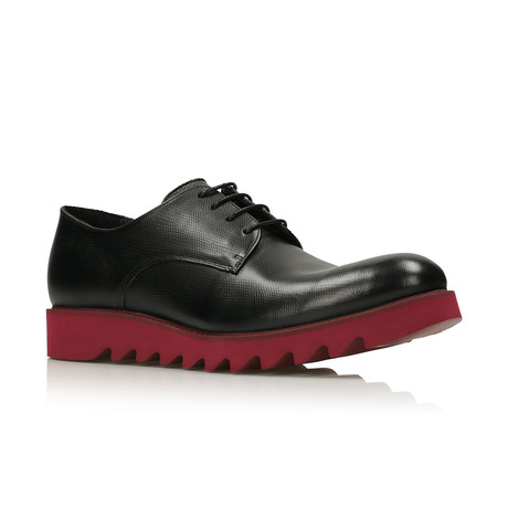 Warner Men's shoes // Black (Euro: 40)