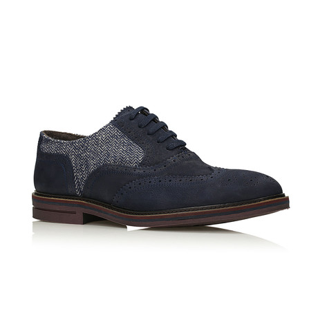 Carroll Dress shoes // Navy (Euro: 40)