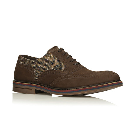 Harrison Dress shoes // Brown (Euro: 40)