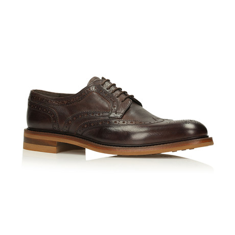 Harlan Dress shoes // Brown (Euro: 40)