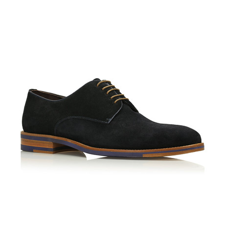 Jim Dress shoes // Navy (Euro: 40)
