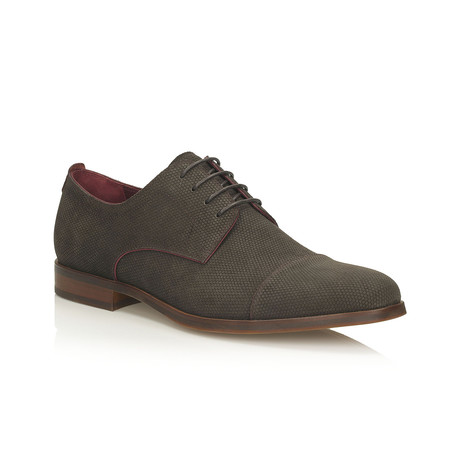 Mose Dress shoes // Brown (Euro: 40)