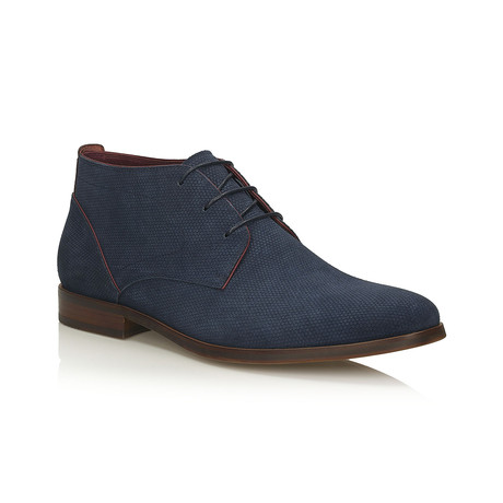 Mervin Dress shoes // Navy (Euro: 40)