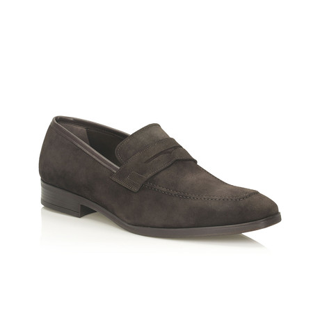 Tyree Loafers // Brown (Euro: 40)