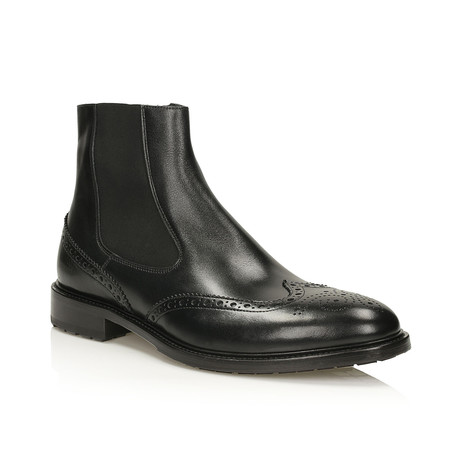 Marcellus Boots // Black (Euro: 40)