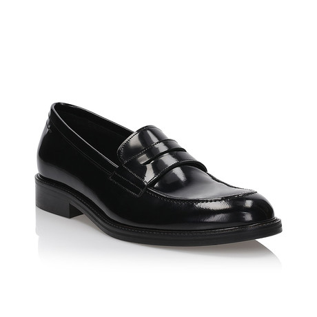 Todd Loafers // Black (Euro: 40)