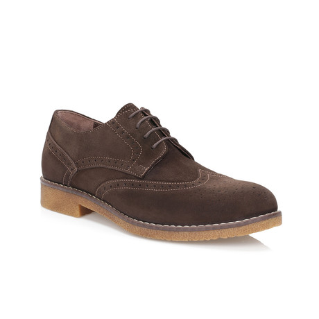Roscoe Dress shoes // Brown (Euro: 40)