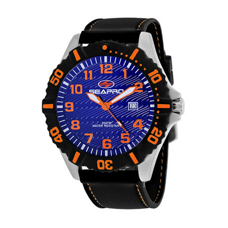 Seapro Trooper Quartz // SP1511