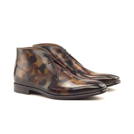 Chukka Boot Camo // Camo Brown (US: 6)