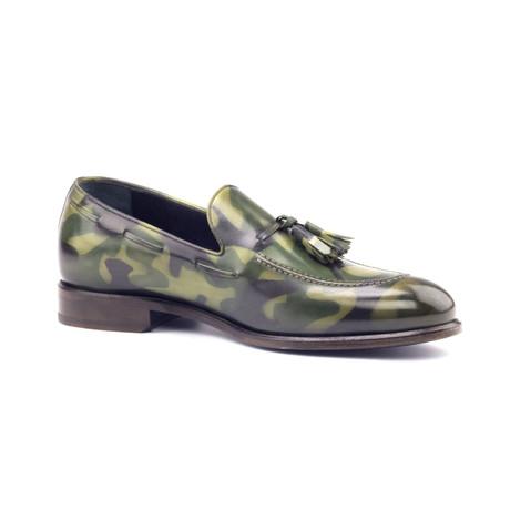 Loafer Camo // Camo Green (US: 6)