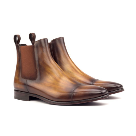 Chelsea Boot // Solid Brown (US: 6)