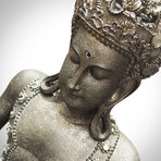 Amitabha Meditating Buddha // Fine Art Statue