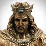 King Arthur // Cast Bronze Statue