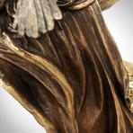 Greek God Of Thunder Zeus // Cast Bronze Statue