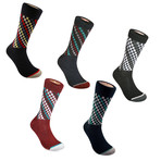 Fashion Crew Sock // Set of 5 (M)