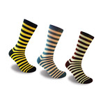 Medium Stripe // Set of 3 (L)