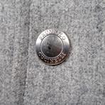 Emerey Gray Puffer Jacket W Hood // Gray (XS)