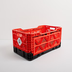 Smart Crate // Large // Red