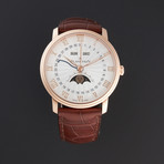 Blancpain Villeret Moonphase Calendar Automatic // 6664-3642 // New