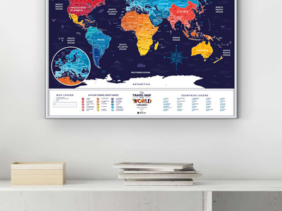 World_Travel_Map