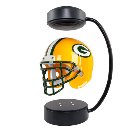 Green Bay Packers Hover Helmet + Case