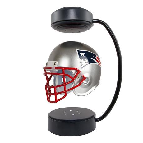 New England Patriots Hover Helmet + Case