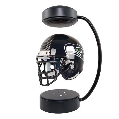 Seattle Seahawks Hover Helmet + Case