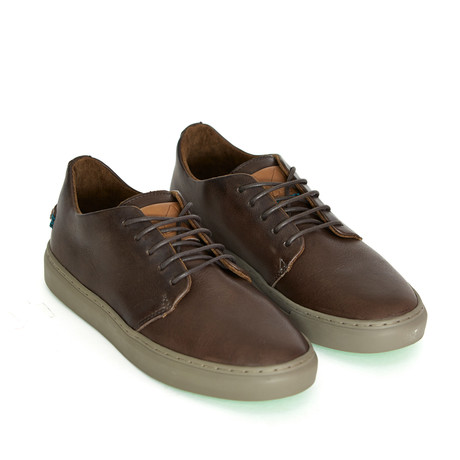Dalston Shoe // Dark Brown (Euro: 39)