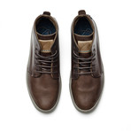 Bywater Shoe // Dark Brown (Euro: 42)