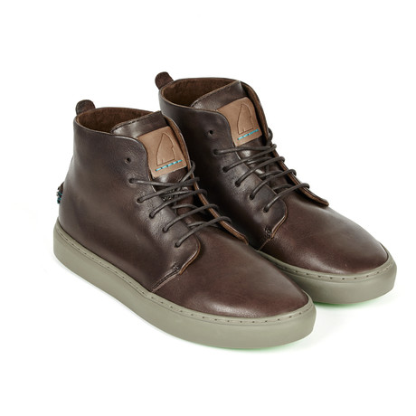 Bywater Shoe // Dark Brown (Euro: 39)