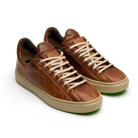Somerville Shoe // Caramel (Euro: 39)