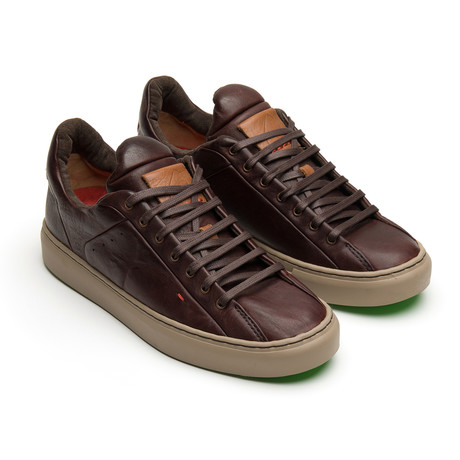 Somerville Shoe // Polo Brown (Euro: 39)