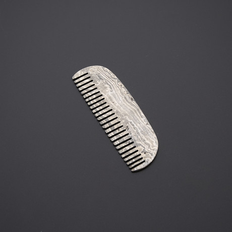 Pocket EDC Beard Comb // SH-16