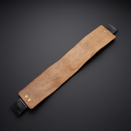 Natural Leather Razor Sharpening Strop  // SH-18