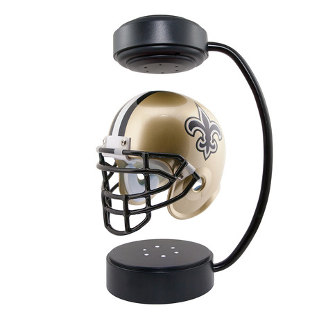 New Orleans Saints Hover Helmet + Case