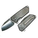 Mick Fold Blade // Silver