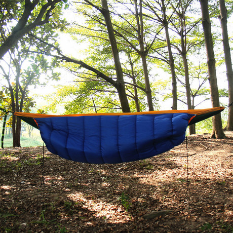 Winter Hammock (Leaf Green)