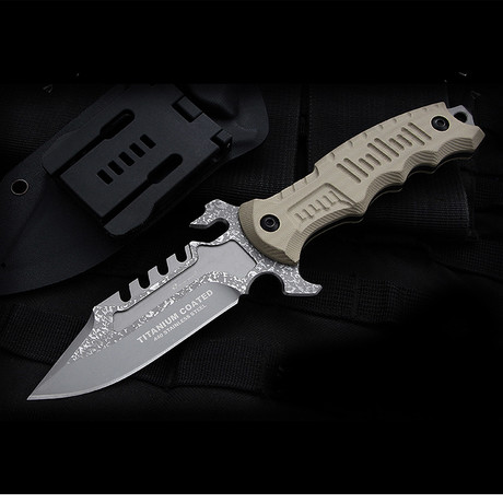 Mag. Fixed Blade