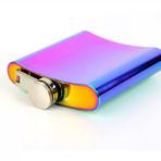 Aluminium Fluorescent Flask // Fluorescent