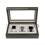 OYOBox Smart-Watch Box // Zebra Gray