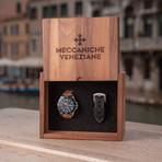 Meccaniche Veneziane Nereide Ardesia Avorio Automatic // MV92S611182