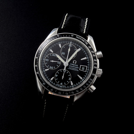 Omega Speedmaster Date Chronograph Automatic // 32510 // Pre-Owned