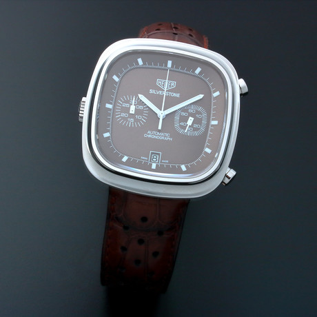 Tag Heuer Silverstone Chronograph Automatic // 3595 // Unworn