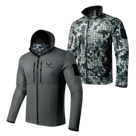2-Layer Jacket Combo // Helios + Astreas // Ekho (S)