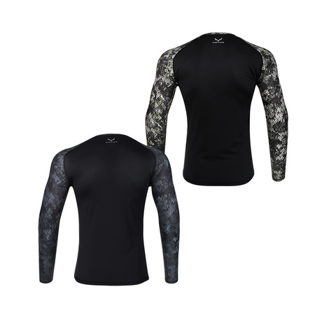 Long Sleeve Tyton Shirt // 2-Pack // NYX + TARIIS (S)
